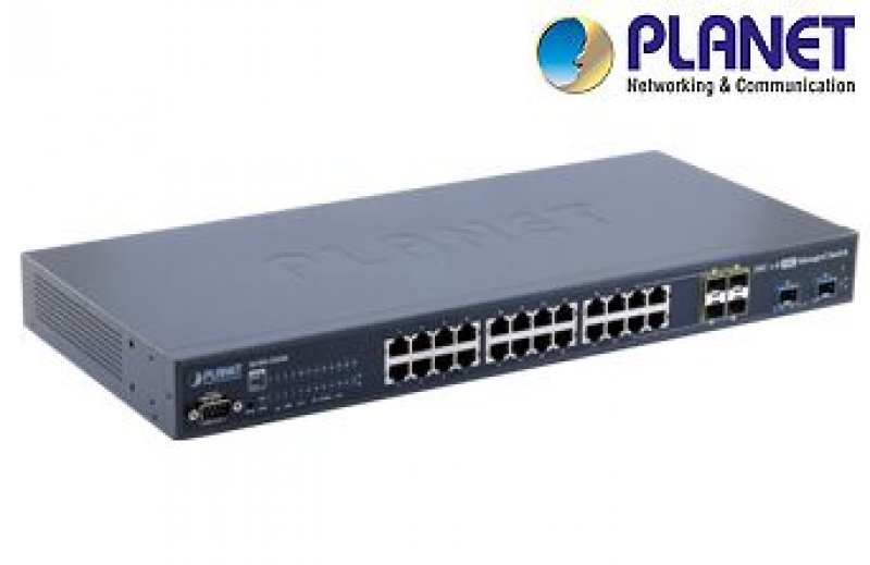 SGSW-24040HP 24-Port PoE Switch