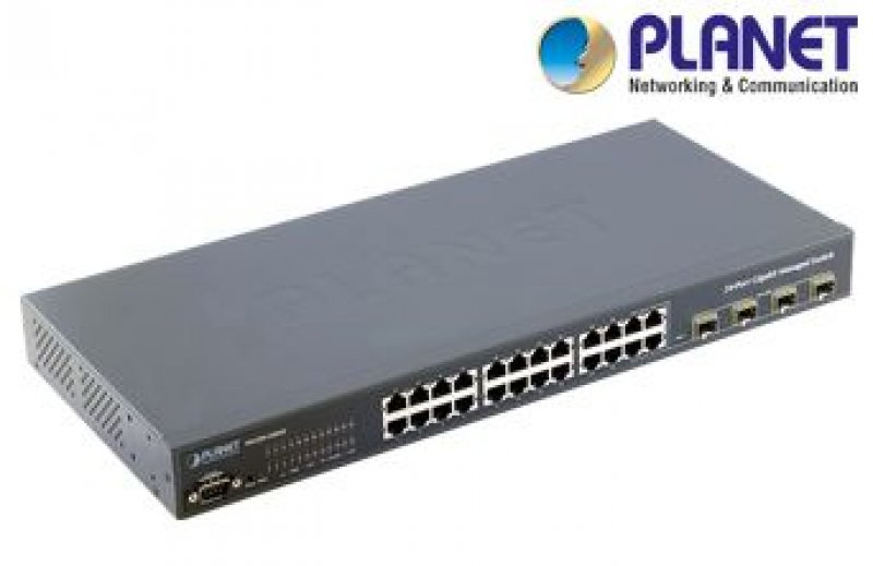 24-Port Switch Özellikleri