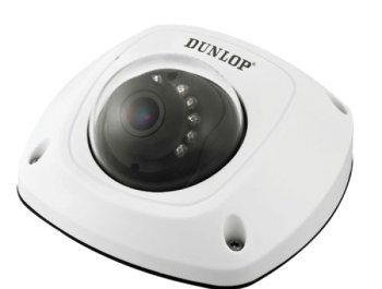 4MP Mini Mobil Dome IP Kamera