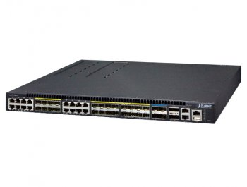 24-Port 100/1000X XGS3-24242 Switch