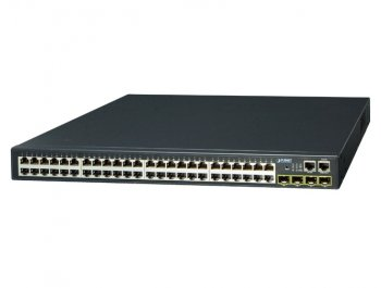 48-Port 10/100/1000T SGS-6340-48T4S Switch