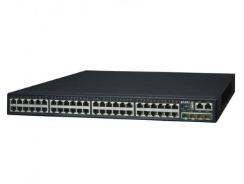 48-Port 10/100/1000T SGS-6341-48T4X Switch