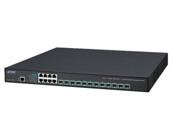12-Port 10G SFP+ XGS-6350-12X8TR Switch