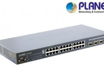 SGSW-24040 Stackable  24-Port Gigabit Yönetilebilir Switch