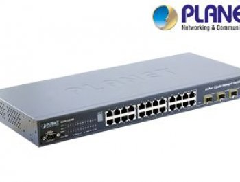 SGSW-24040R Stackable  24-Port Gigabit Switch