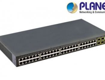 48-Port 10/100/1000Base-T Gigabit Switch