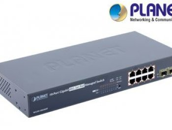 8-Port 10/100/1000Mbps Poe Switch