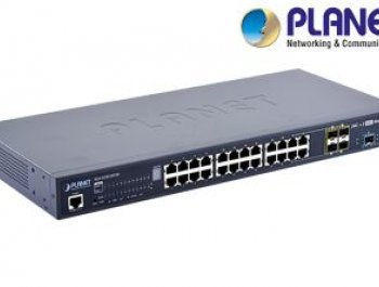 L2+ 24-Port 10/100/1000T Switch