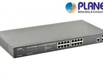 GS-4210-16T2S 16-Port Layer 2