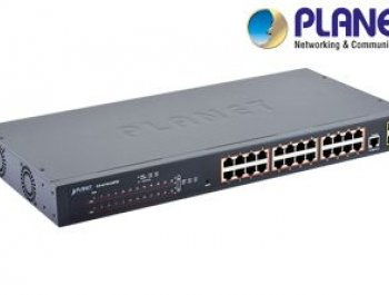 GS-4210-24P2S 24-Port Switch