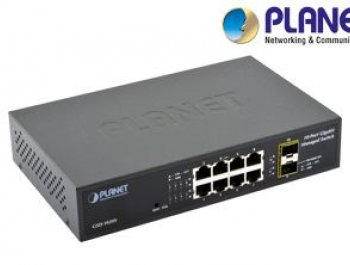 GSD-1020S 8-Port 10/100/1000Mbps Switch