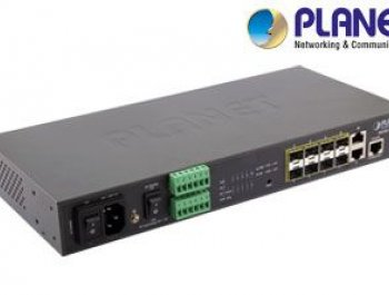 8-Port Metro Ethernet Switch