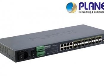 Switch 16-Port 100/1000Base-X SFP