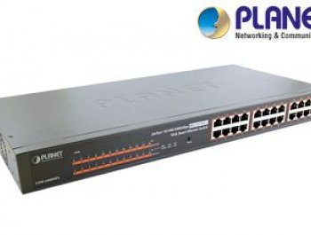 24-Port Web Smart Ethernet Switch