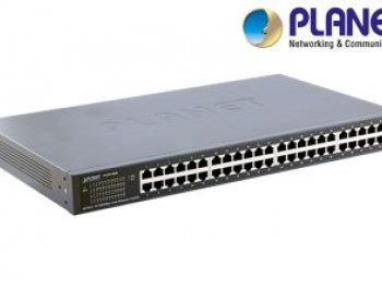 48-Port 10/100Base-TX Fast Ethernet Switch