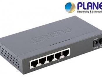 5-Port Fast Ethernet Desktop Switch