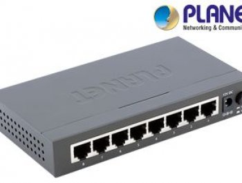8-Port Ethernet Switch