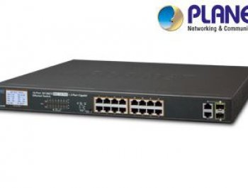 16-Port 10/100TX Ethernet Switch
