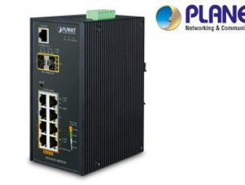 Industrial 4-Port Switch - IGS-4215-4P4T2S