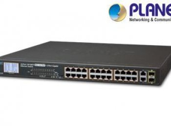 24-Port 10/100TX Ethernet Switch