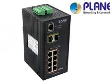 8-Port 10/100/1000T Ethernet Switch