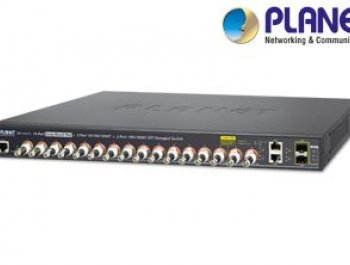 16-port PoE Managed Switch